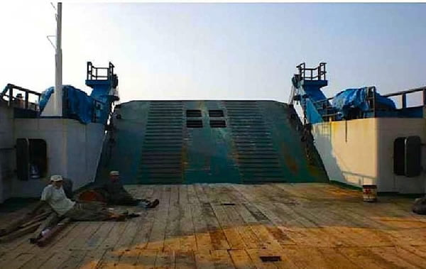 Cat powered 500dwt Landing Craft's Profile