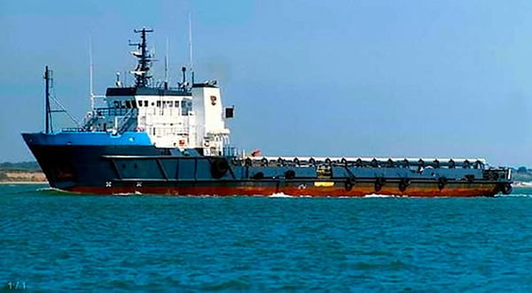 DP1-PSV1 Platform Supply Vessel PSV3017 | Landing Crafts for