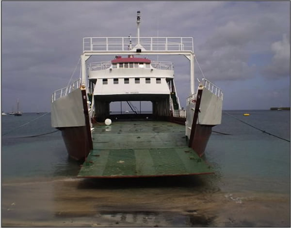 Landing Craft / Ramp